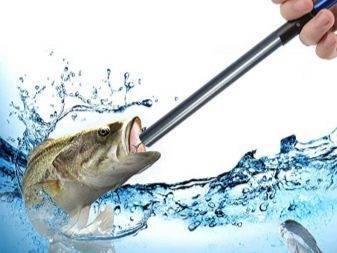 Как освободить рыболовный крючок если он застрял в чем то. лучшие методы