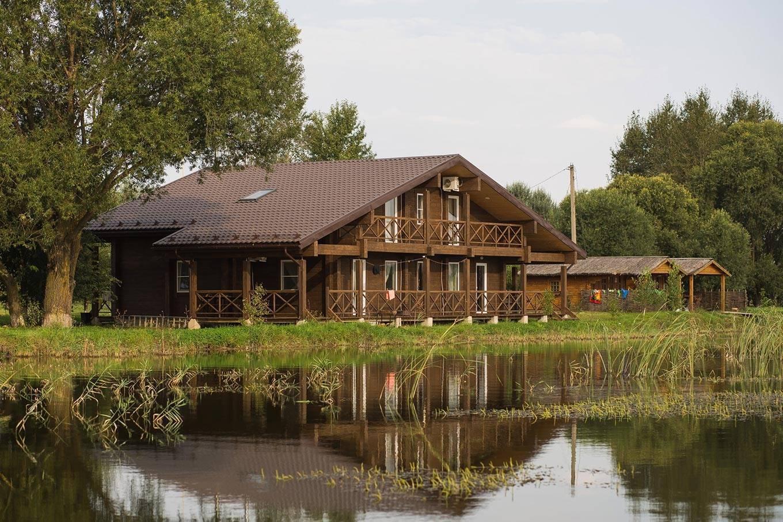 Рыбацкий хуторок в Алексеевке Белгородской области
