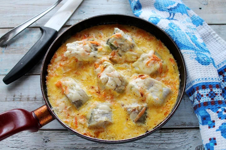 Рецепт приготовления окуня морского в духовке