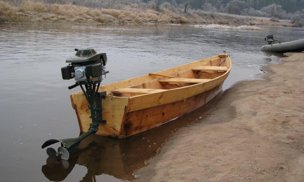Лодка для мелководья: выбираем по всем правилам