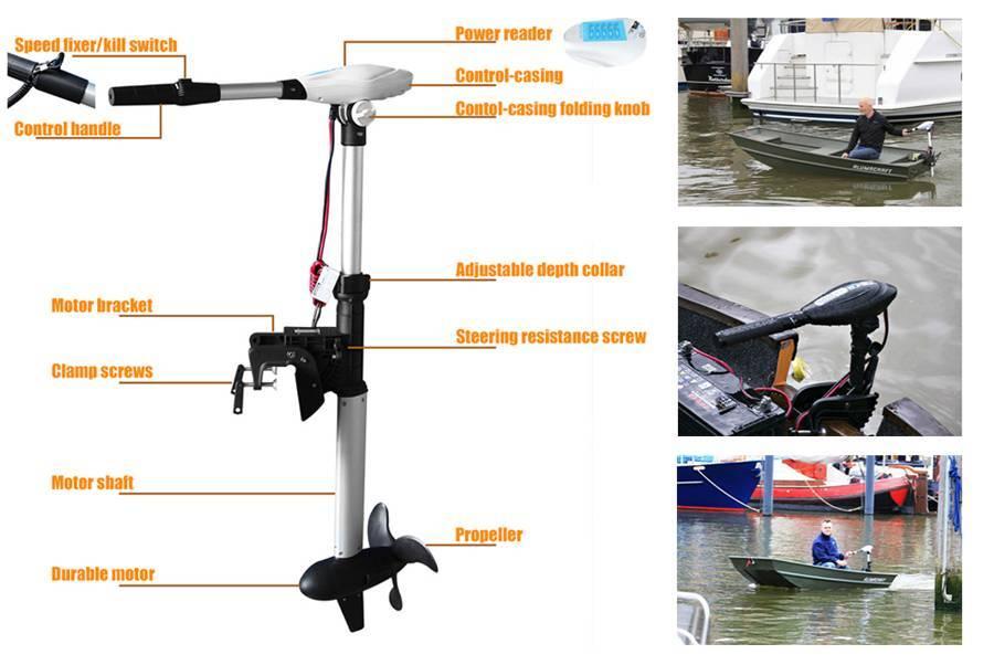 Электромотор для лодки пвх – плюсы и минусы