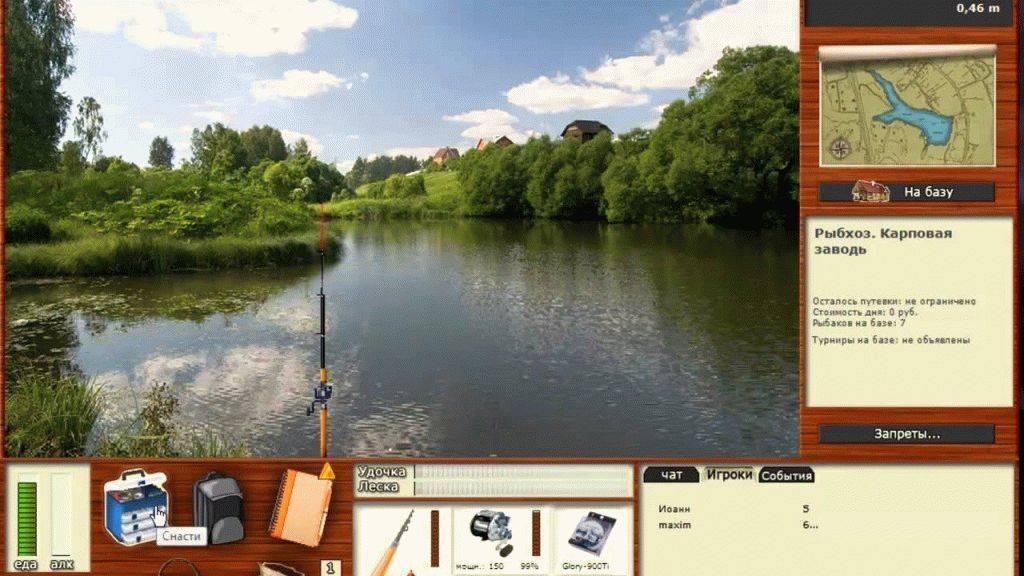 Рыбалка на припяти в фактах - стоит ли ехать?