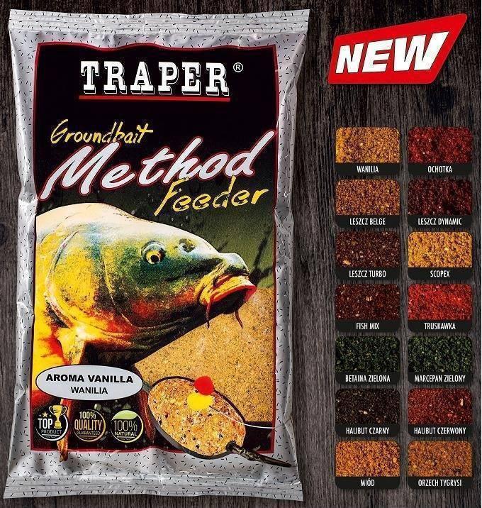 Обзор прикормки traper с отзывами и ценами и видео описаниями