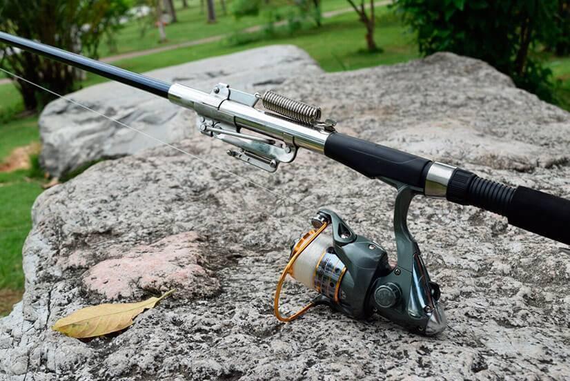 Изготовление самоподсекающей удочки своими руками для рыбалки