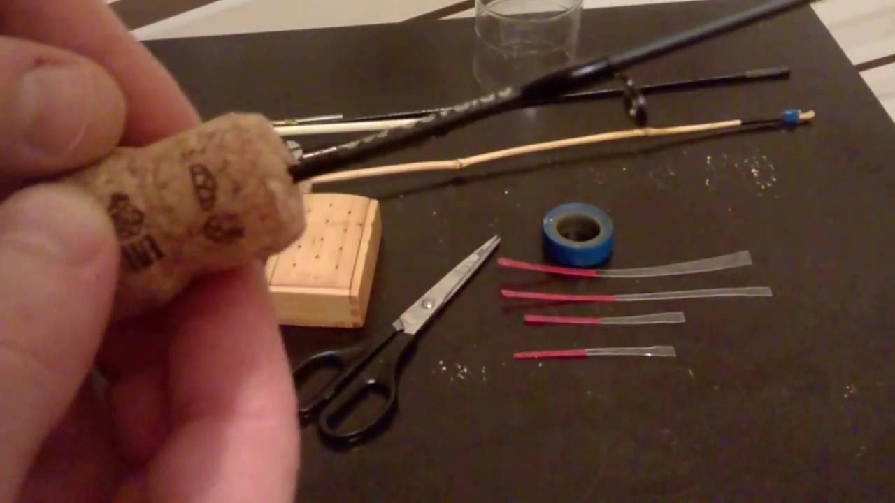 Изготовление своими руками снастей для зимней и летней рыбалки