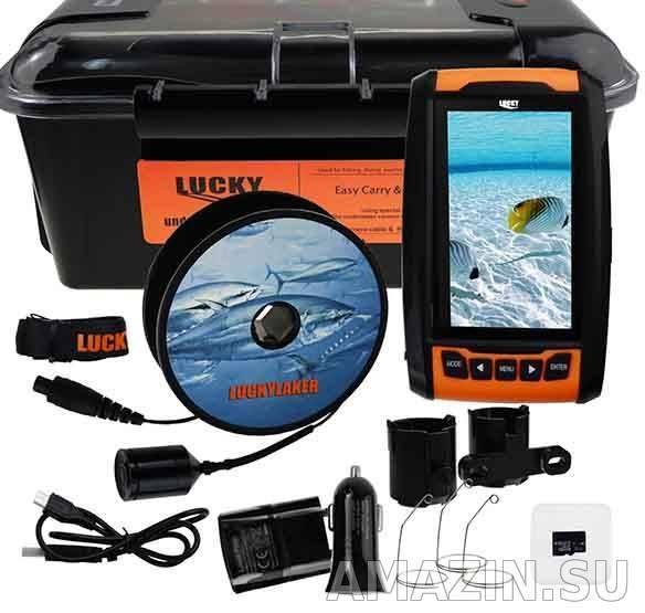Rivotek – импортер и дистрибьютор недорогих эхолотов, подводных камер для рыбалки.