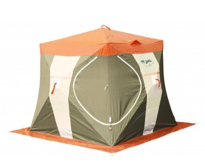 Зимняя палатка | блог uzumeti