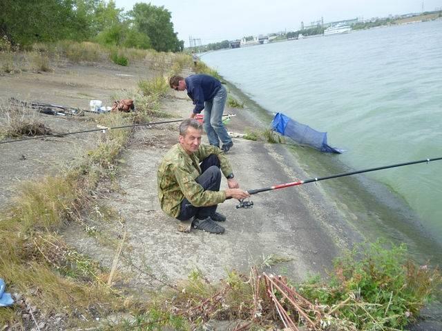Рыбалка в тольятти — самые рыбные места и отчеты