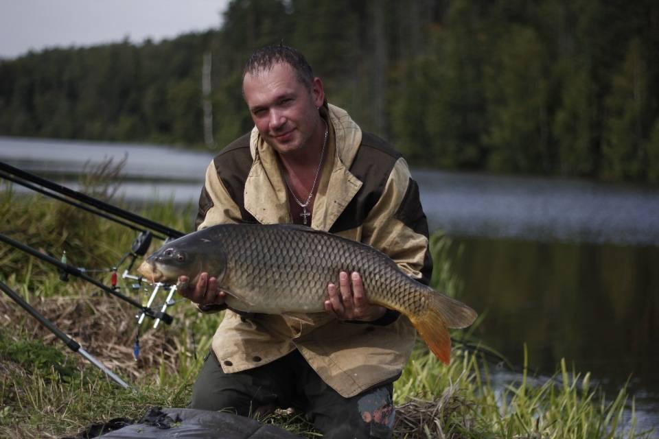 Карта - рыбалка в ульяновске