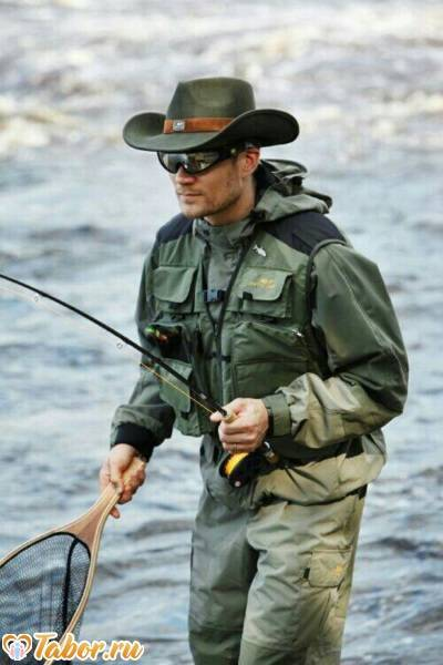 Требования к одежде для рыбалки, что входит в комплект