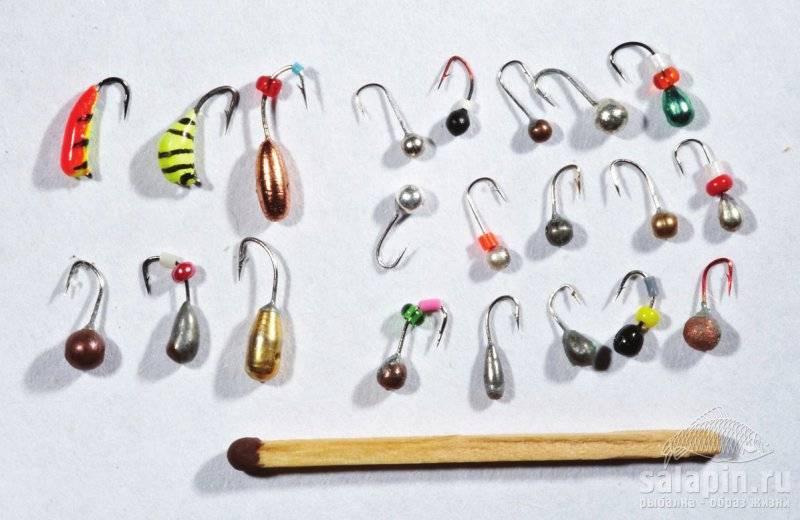 Лучшие мормышки для зимней рыбалки. вольфрамовые мормышки для зимней рыбалки