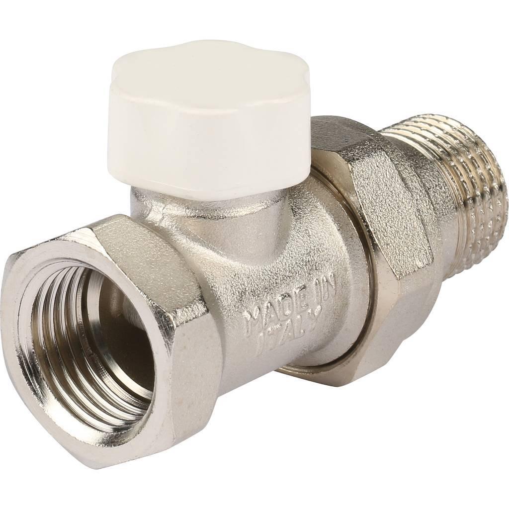 Балансировочный клапан. как он выглядит и зачем нужен.