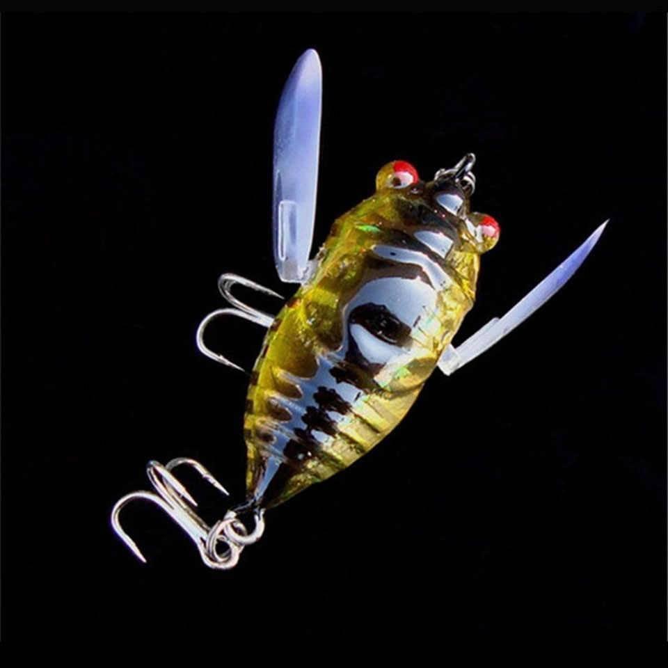 Все о блеснах «цикада»