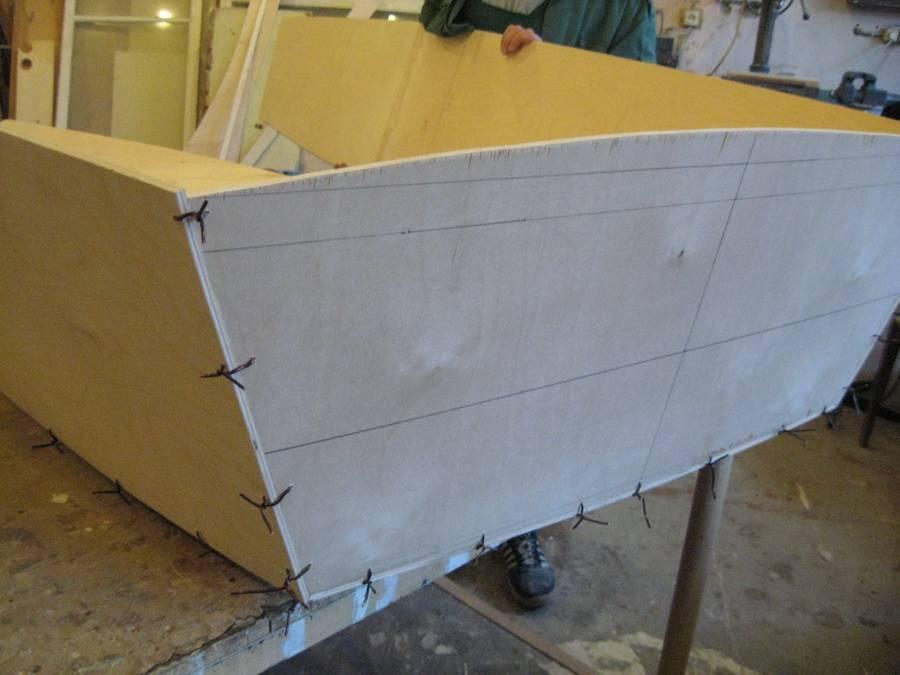 Стеклопластиковая лодка своими руками - как сделать, чем покрасить, видео