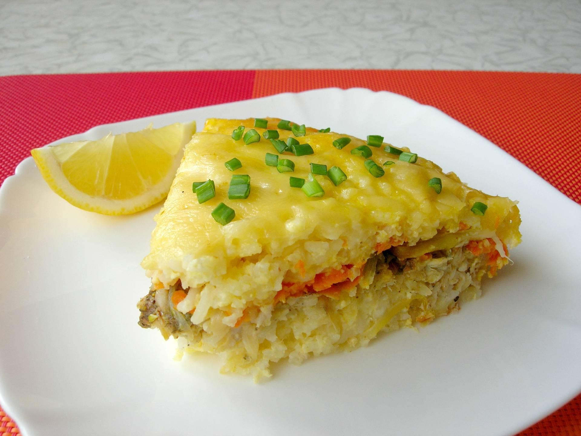 Рыбная запеканка рецепт ? как в детском саду, как приготовить суфле из фарша