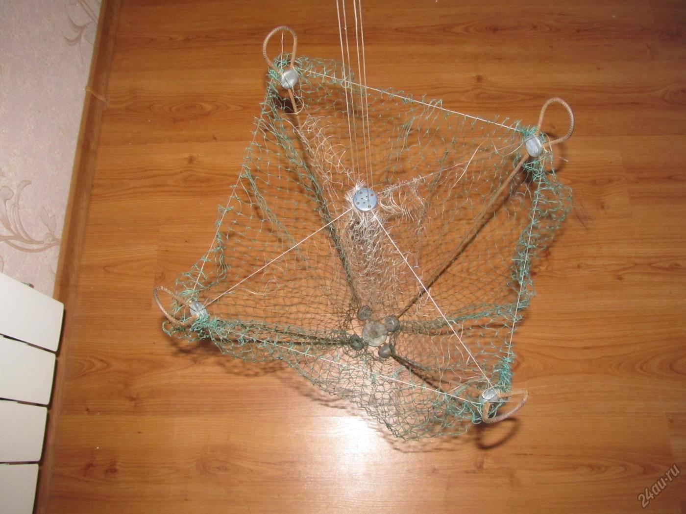 Паук для зимней рыбалки: как сделать своими руками, собрать снасть, видео, чертеж, самодельная сетка, где купить?