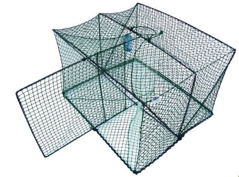 Садок для рыбы: виды, уход и хранение, изготовление своими руками
