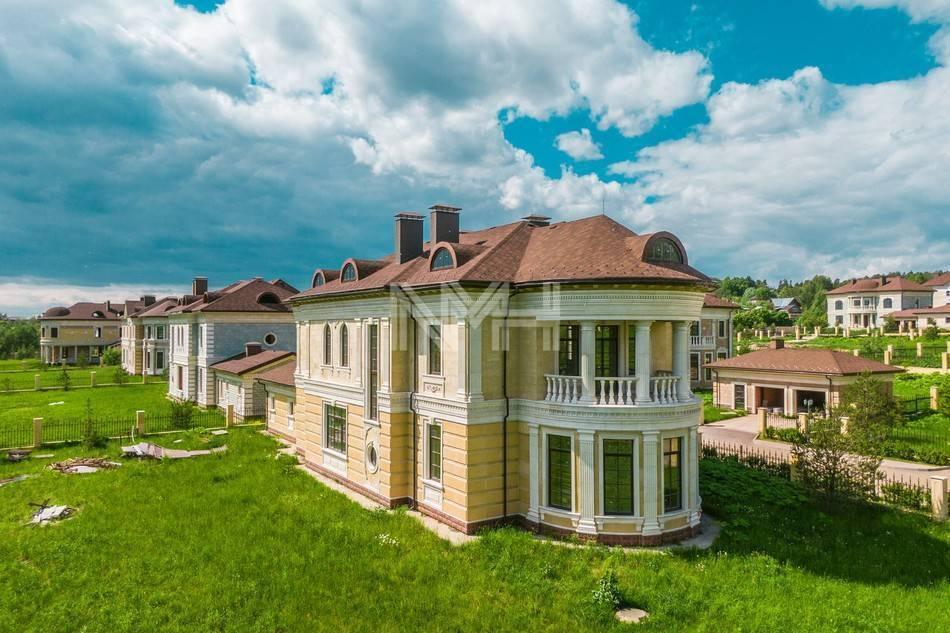 Дома на новой риге, купить готовый коттедж по новорижскому шоссе (направлению), продажа в москве и подмосковье, цены в коттеджных поселках