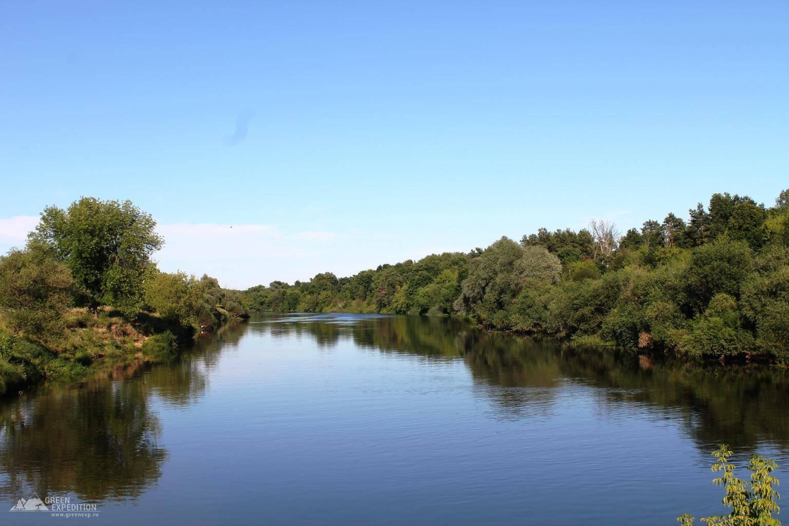 Топ 30 — реки владимирской области