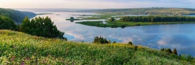 Сплавы по рекам пермского края