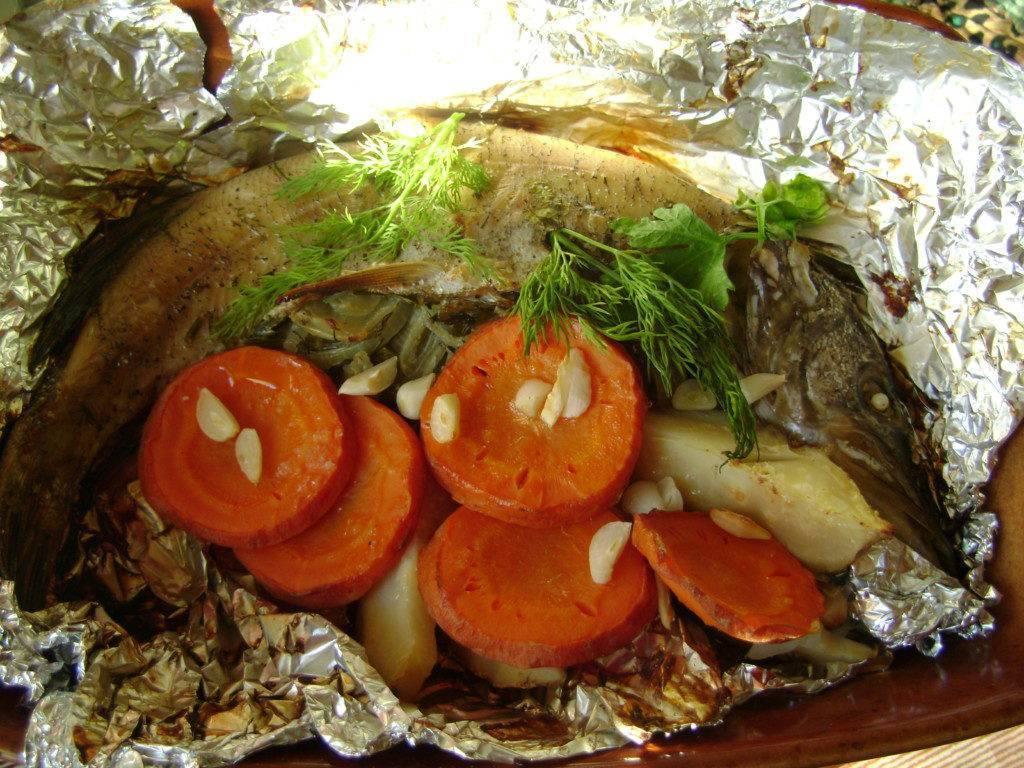 Щука в духовке: вкусные рецепты