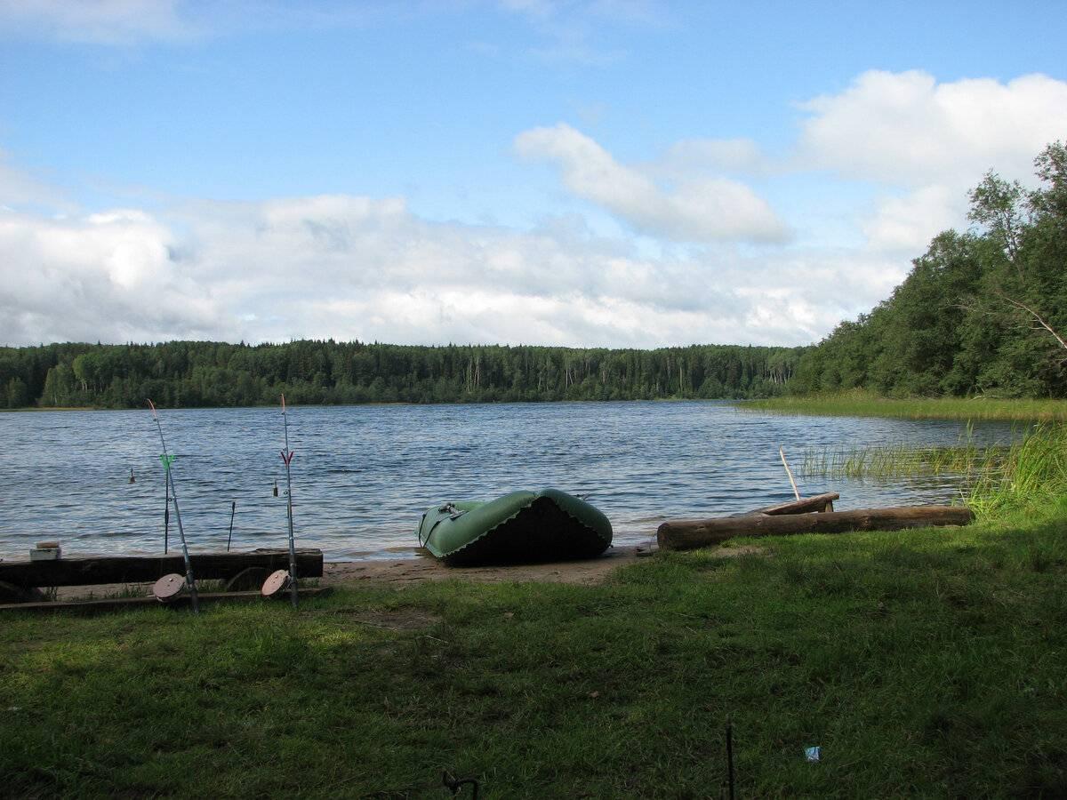 Озеро валдай: описание ? места отдыха
