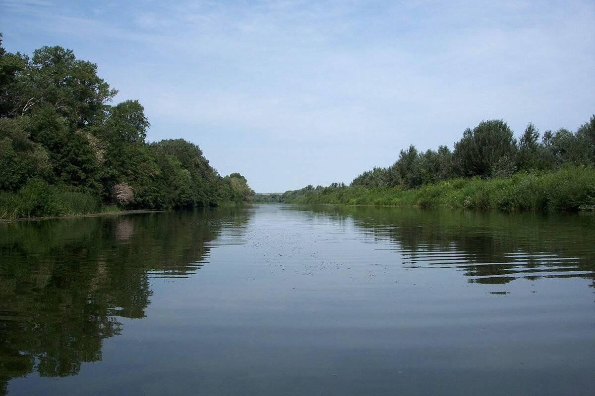 Река хопер на карте россии, сплав, рыбалка - oreke.ru