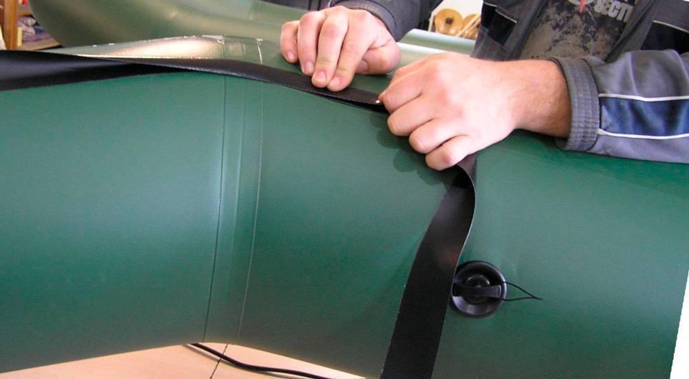 Ремонт резиновых лодок: выбираем клей и жидкую латку для заклеивания лодки по шву своими руками в домашних условиях. выбор клапана и ремкомплекта