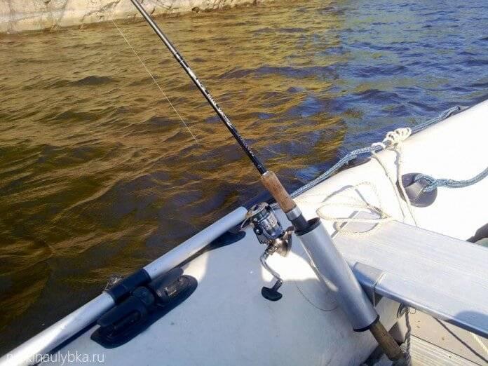 Троллинг на реке: особенности, правила и советы