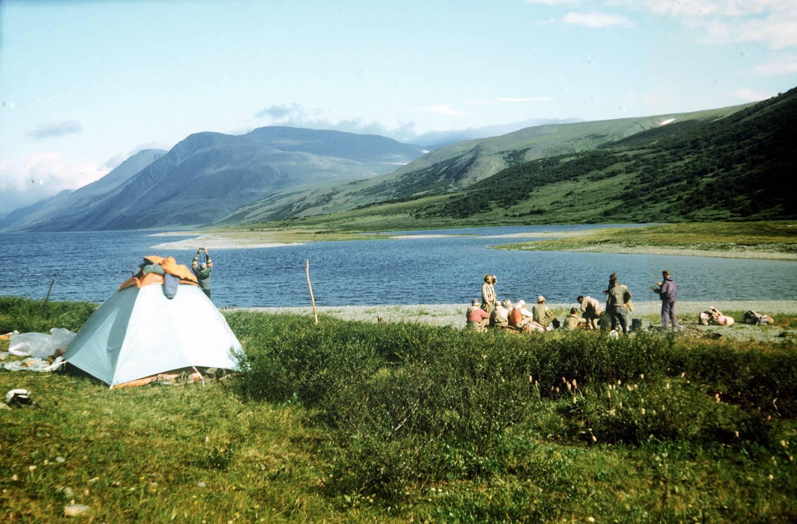 Озеро тыгиш