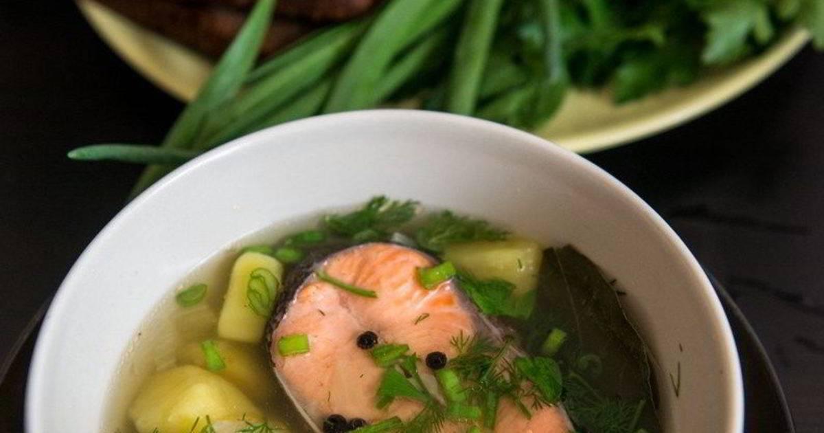 Уха рыбная – кулинарный рецепт