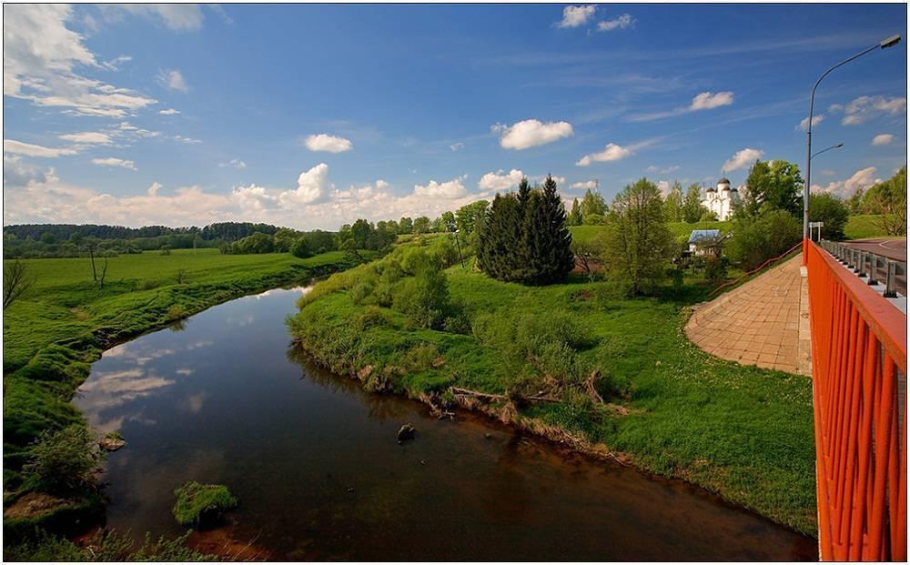 Река медведица (тверская область): карта, описание, рыбалка и отдых