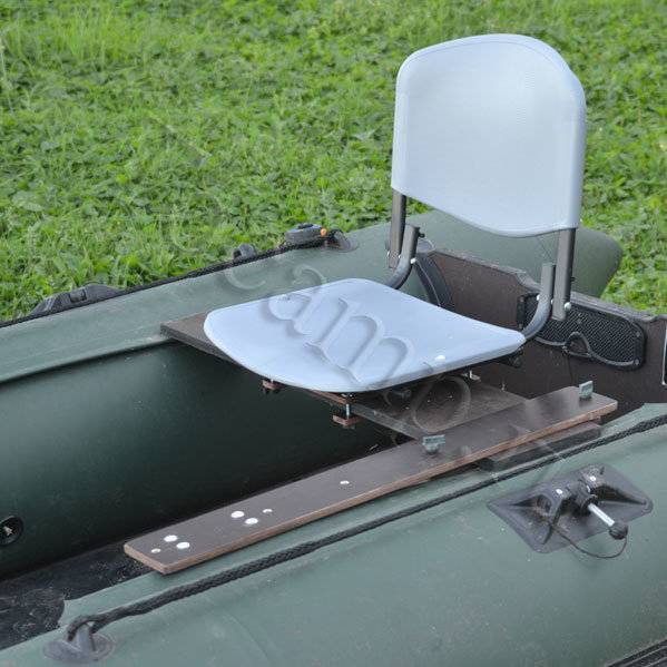 Кресло в лодку пвх своими руками, особенности, этапы работы