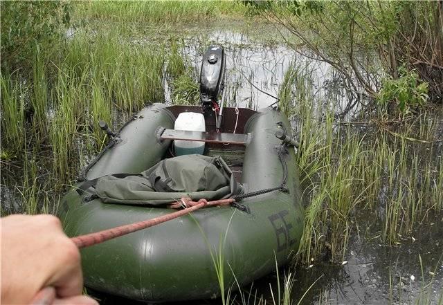 Как хранить лодку пвх зимой