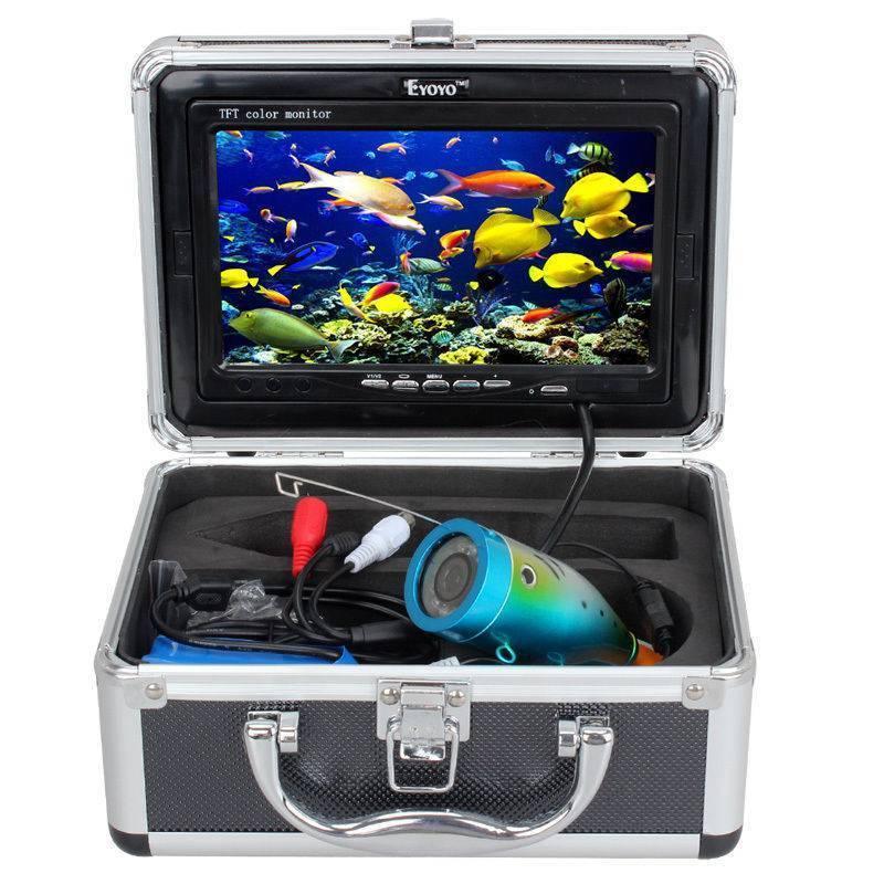 Подледные камеры для рыбалки: советы по выбору