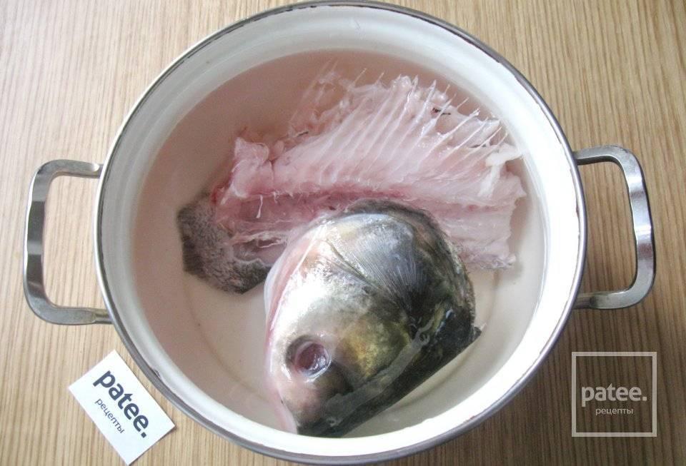 Уха из толстолобика самая вкусная – рецепт в домашних условиях с фото