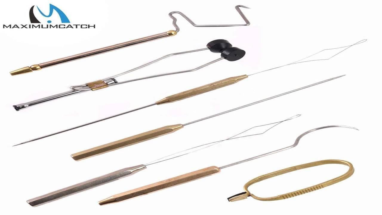 Инструменты для вязания мушек - собираем минимальный комплект