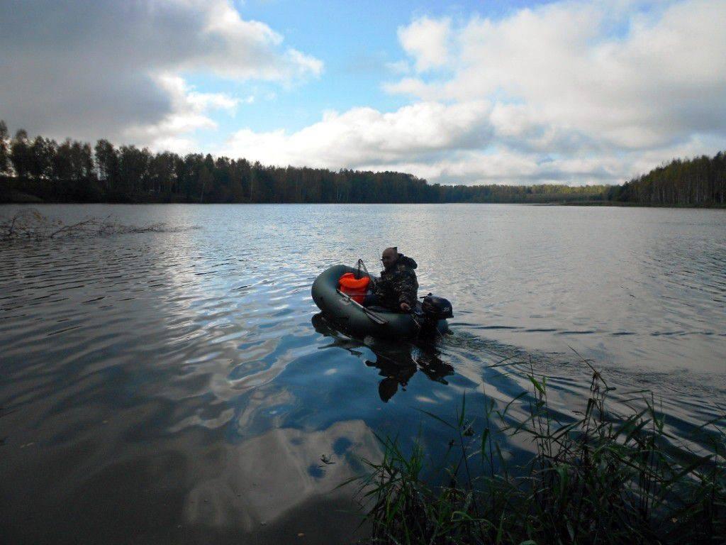 Рыбалка в смоленской области 2019