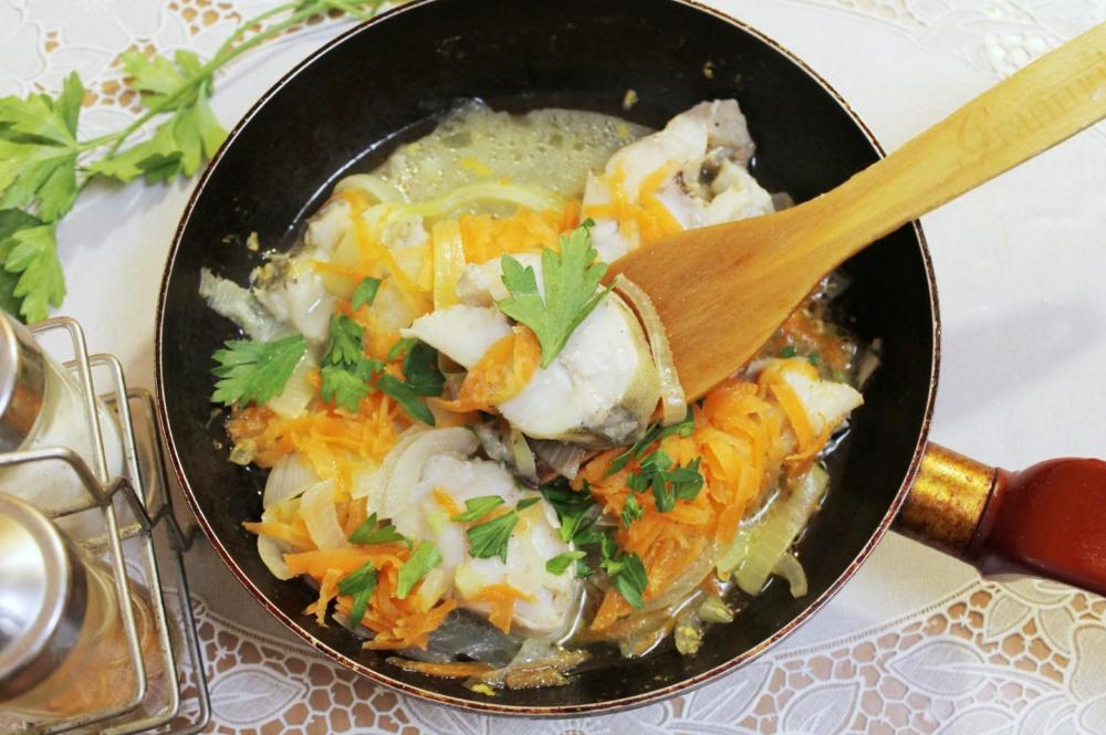 Сочный жареный минтай на сковороде свежий рецепт 2019 года