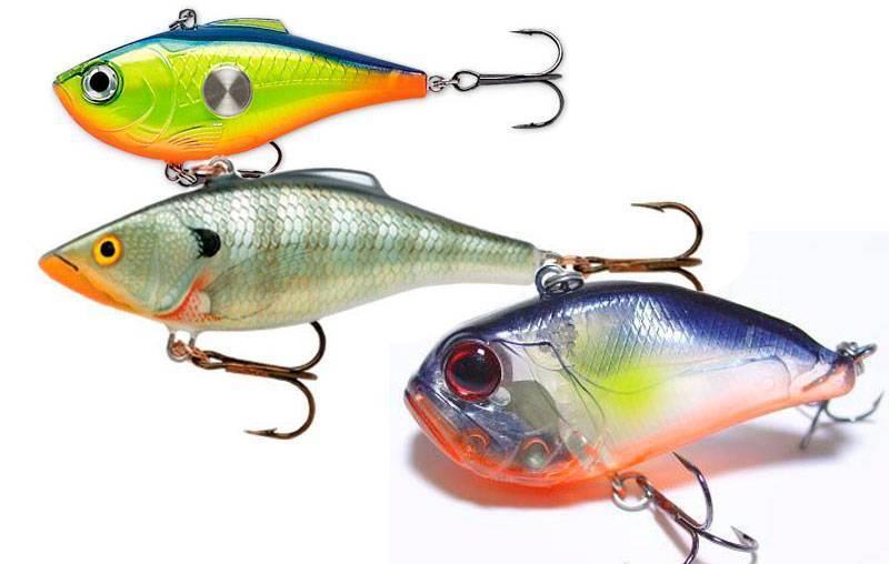 Раттлины для зимней рыбалки: как ловить, какие выбрать? - читайте на сatcher.fish