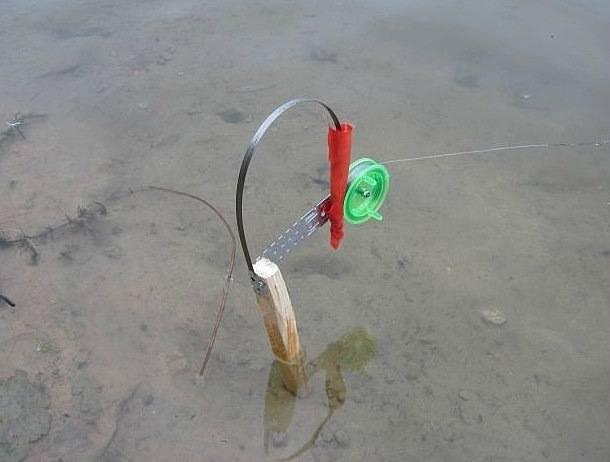 Как изготовить летнюю жерлицу своими руками? – интернет-журнал о рыбалке