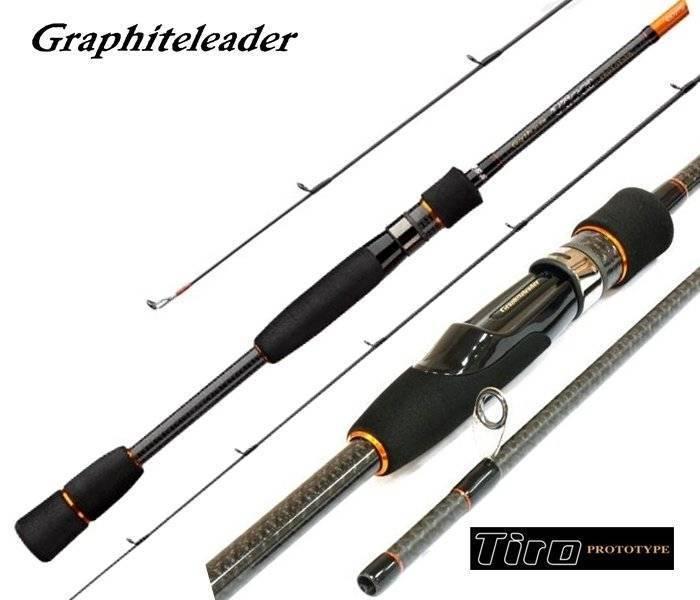 Graphiteleader aspro 802m - идеальный спиннинг для ловли на легкий и средний джиг в сложных условиях