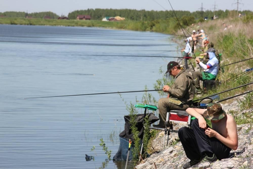 Рыбалка в молчаново: уловистые места