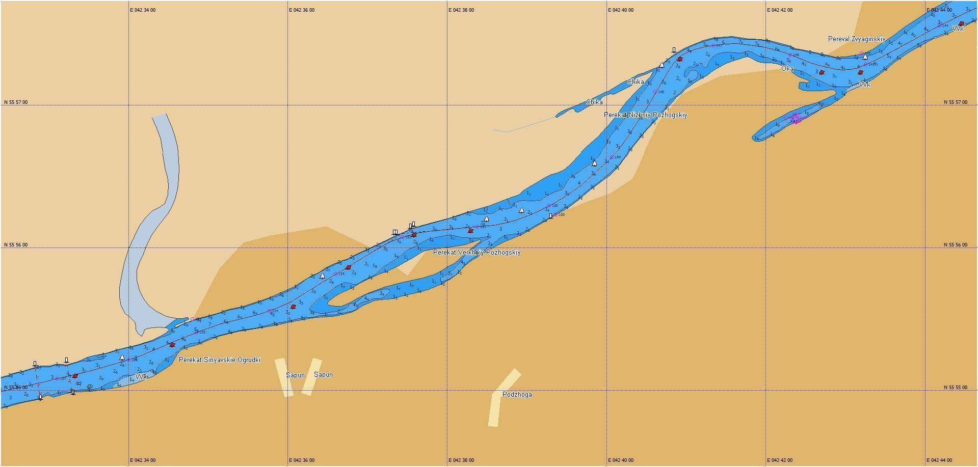 Современная оценка экологического состояния реки ахтуба и ериков, расположенных в ленинском районе