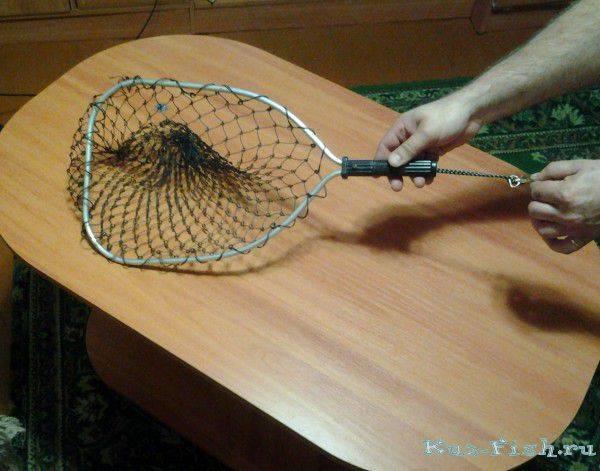 ✅ как сделать подсачек для рыбалки своими руками - flotilia.su