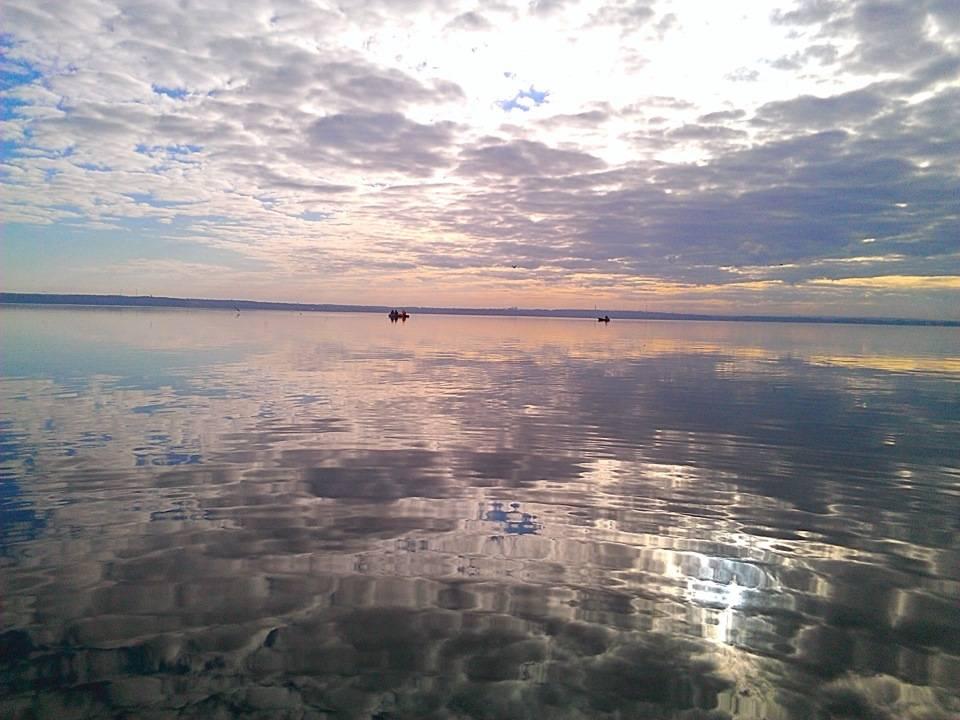 Рыбалка в плещеево. рыбалка на озере.