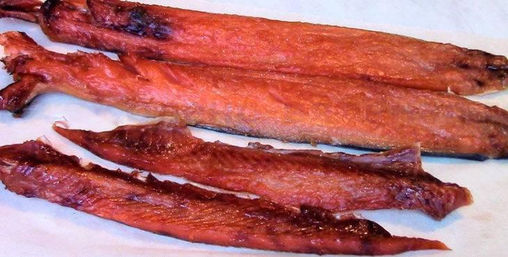 Соление и вяление рыбы в домашних условиях