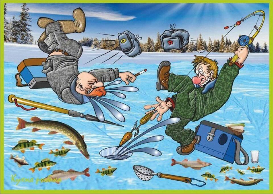 Анекдоты про рыбаков | поздравим всех!