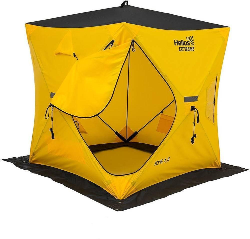 Палатка для зимней рыбалки: куб или зонт? новости партнеров - новости партнеров 165. metro