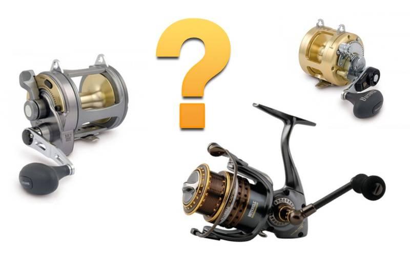 Как выбрать безынерционную катушку для джиговой ловли: особенности и правила выбора | все о рыбалке в израиле